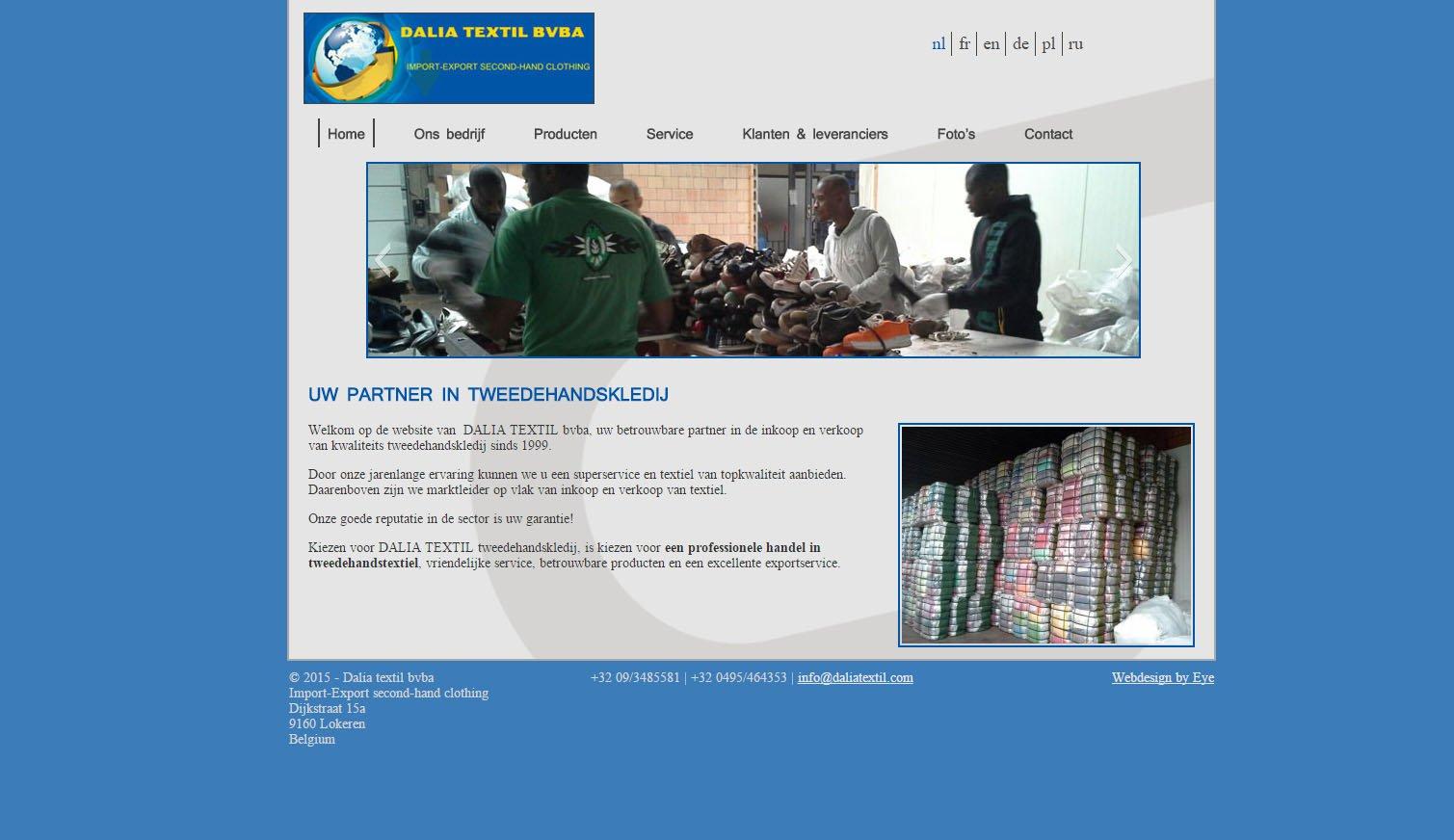 Dalia Textil