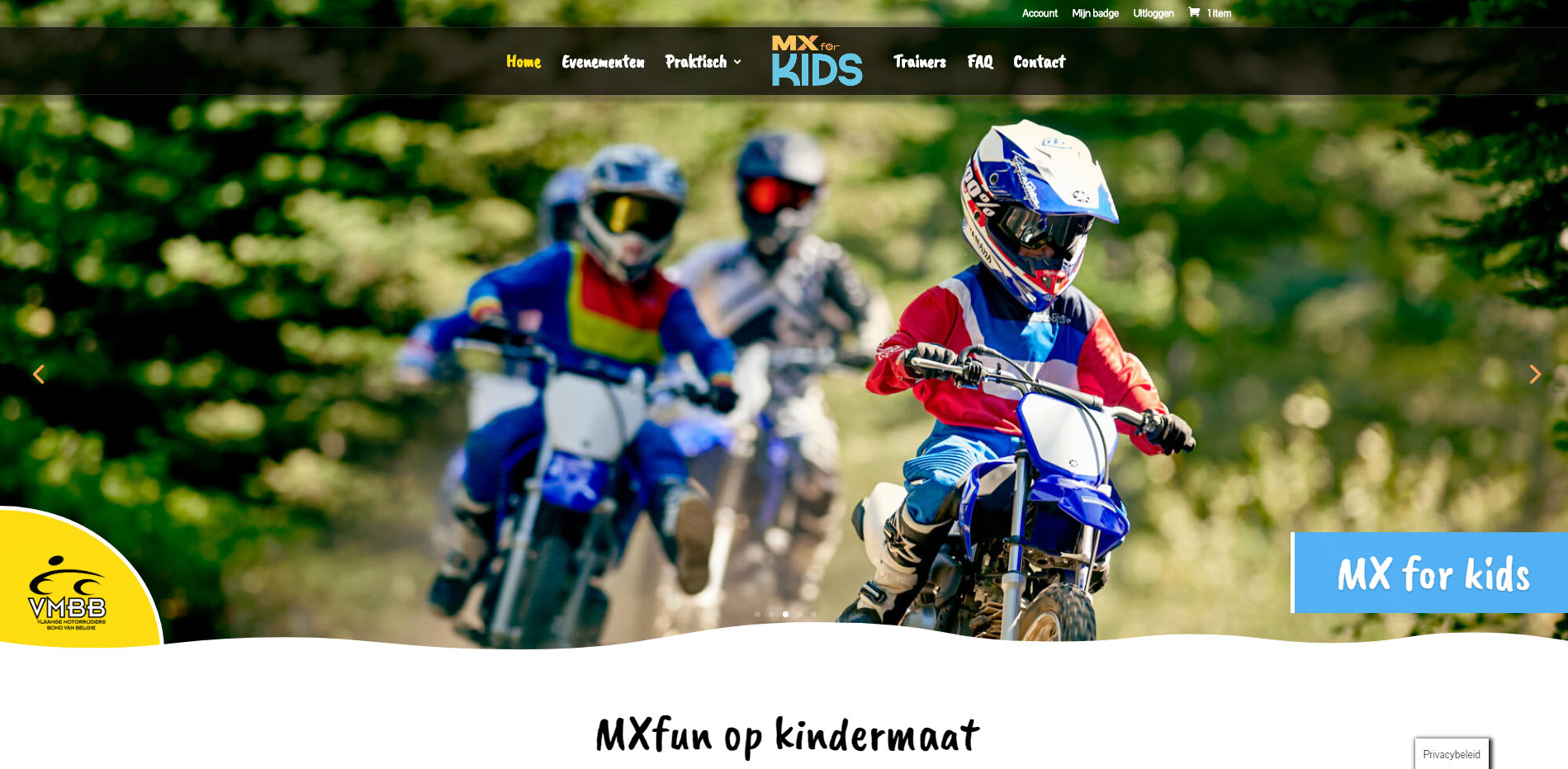 MX for kids